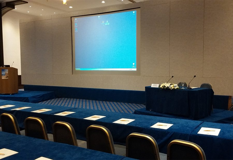 Conference Hall in Cyprus