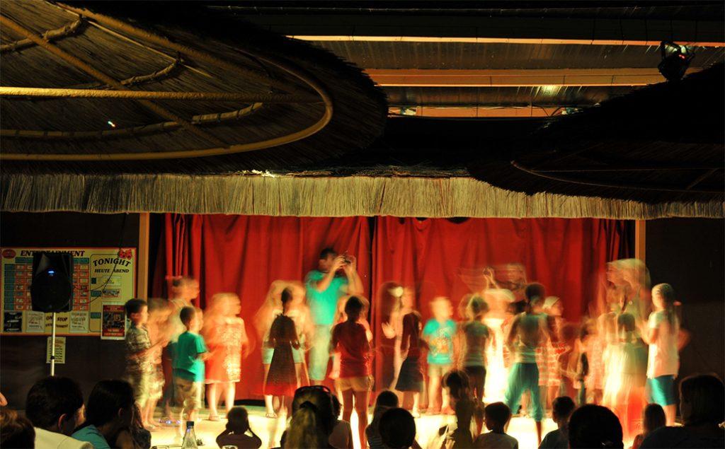 Entertainment in Ayia Napa Hotels