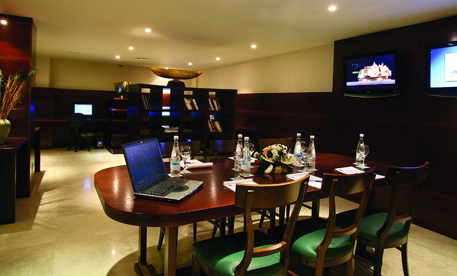 Business Rooms in Cyprus Hotels