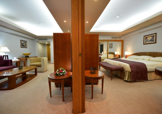 Luxury Hotel Rooms in Cyprus