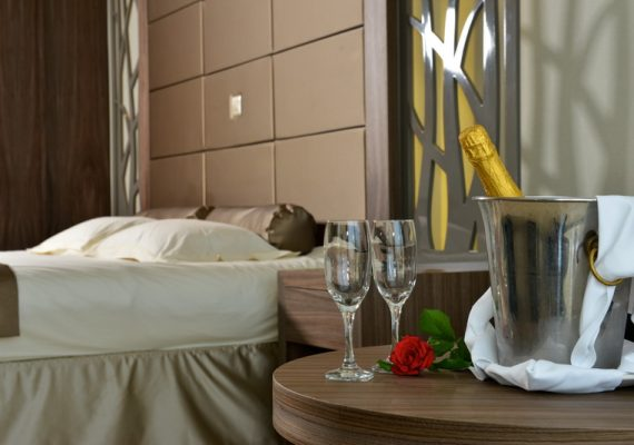 Deluxe rooms in Cyprus Hotels