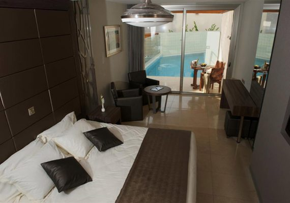 Luxury rooms in Ayia Napa Hotels