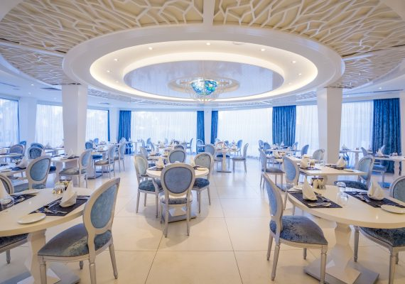 Atlantis Restaurant in Cyprus