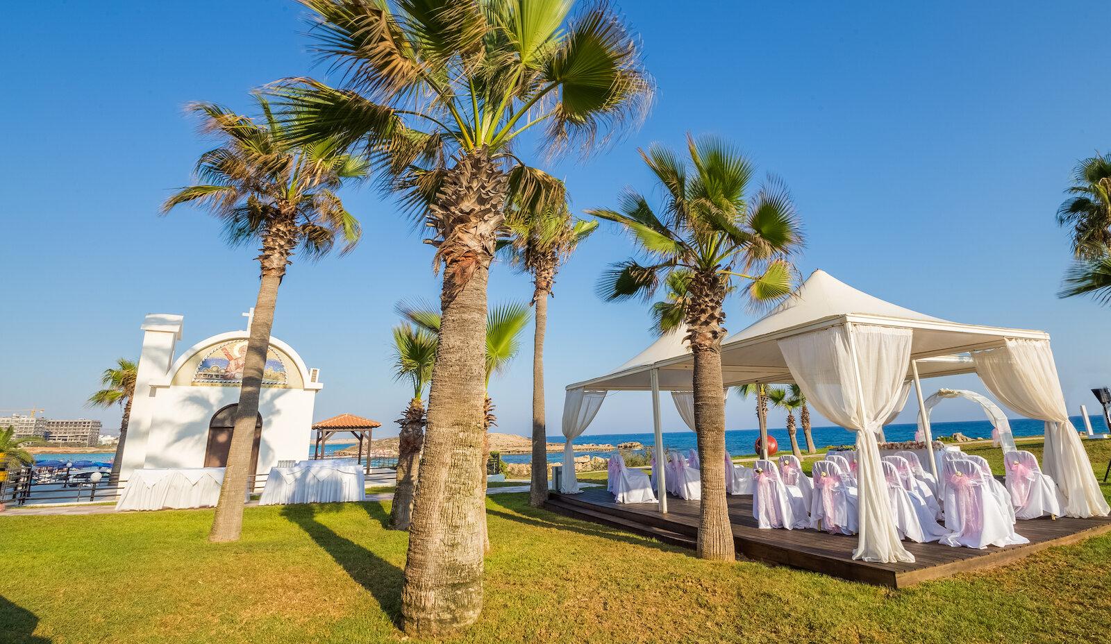 Weddings in Cyprus Hotels