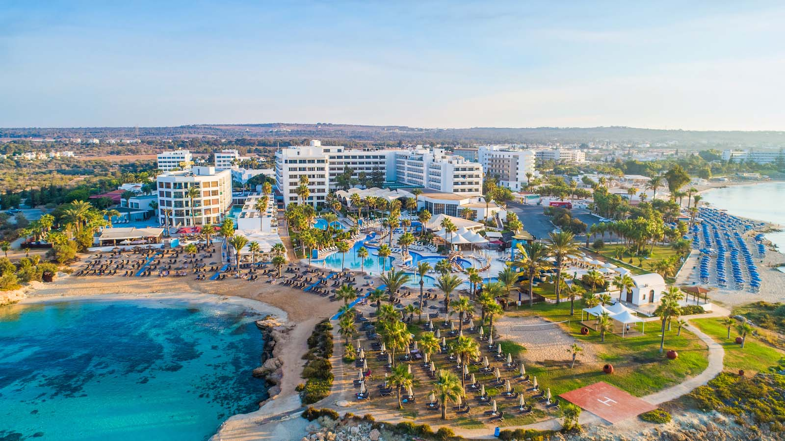 Ayia Napa Resorts
